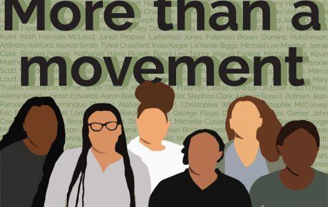 More than a movement