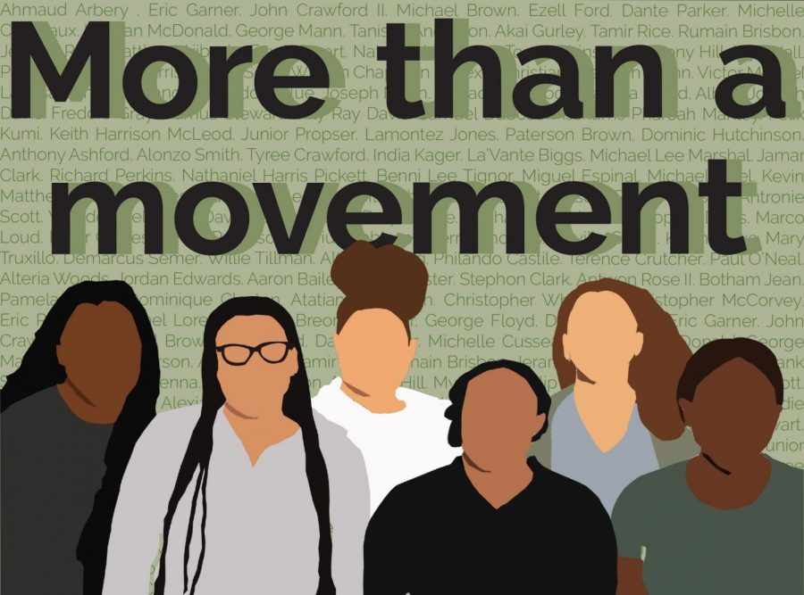 More than a movement