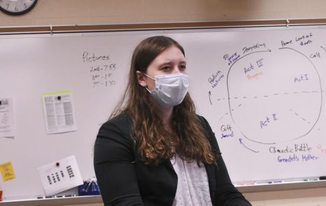FILM GUIDELINES Sarah Resch explains the procedure Film Club will follow.