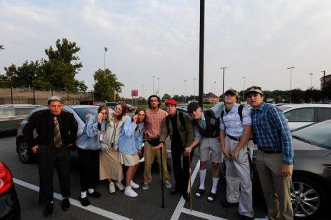 HOCO: Spirit week returns with an in-person school year